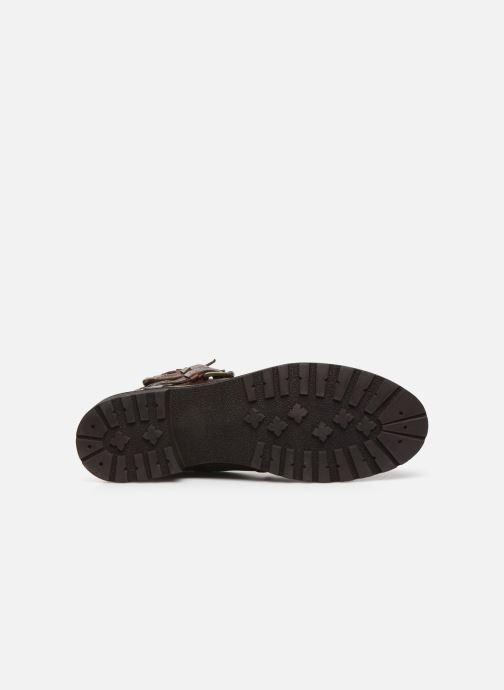 Boots en enkellaarsjes Mustang shoes Kelyan Bruin boven