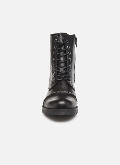 Stiefeletten & Boots Mustang shoes Loéva schwarz schuhe getragen