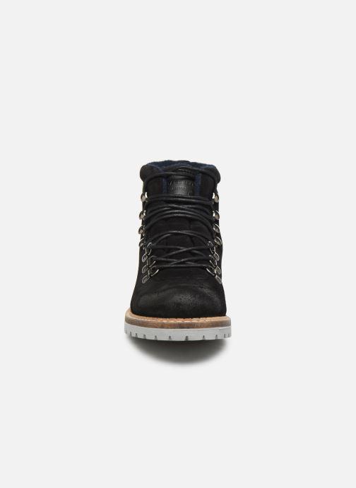 Stiefeletten & Boots Mustang shoes Manoé schwarz schuhe getragen