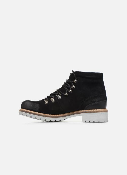 Stiefeletten & Boots Mustang shoes Manoé schwarz ansicht von vorne