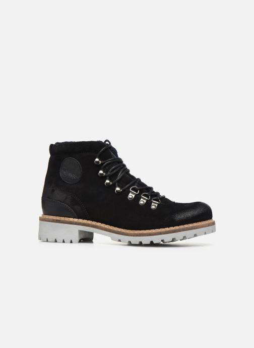 Stiefeletten & Boots Mustang shoes Manoé schwarz ansicht von hinten
