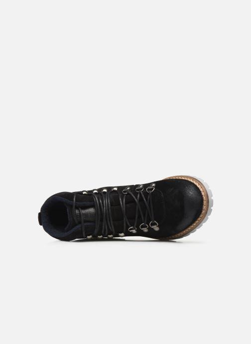 Stiefeletten & Boots Mustang shoes Manoé schwarz ansicht von links
