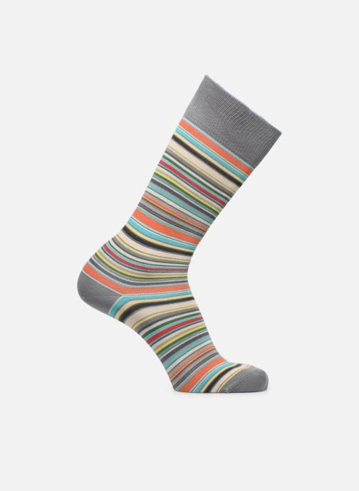 Chaussettes et collants Paul Smith MEN MULTISTRIPE SOCK Multicolore vue détail/paire