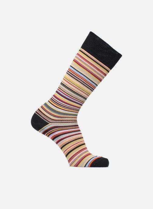 Sokken en panty's Paul Smith MEN MULTISTRIPE SOCK Multicolor detail