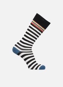 MEN SOCK TWO STRIPE