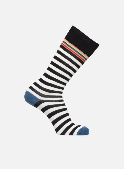 Chaussettes et collants Paul Smith MEN SOCK TWO STRIPE Multicolore vue détail/paire