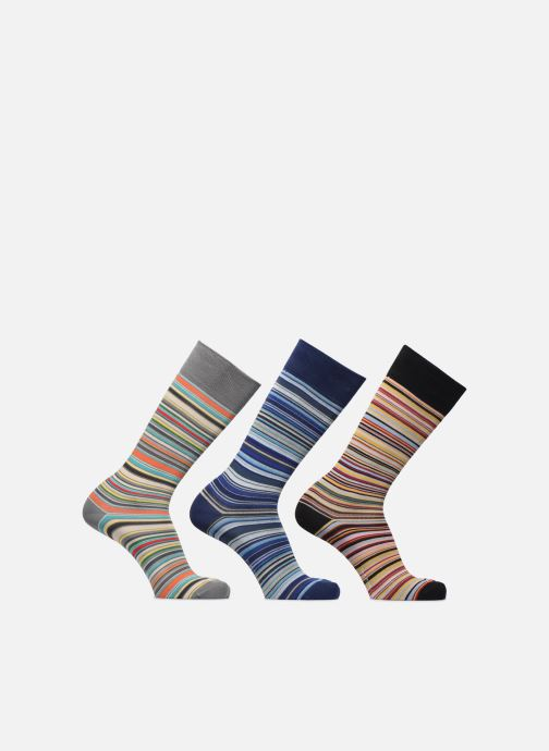 Chaussettes et collants Paul Smith MEN SOCK PACK MULTI Multicolore vue détail/paire