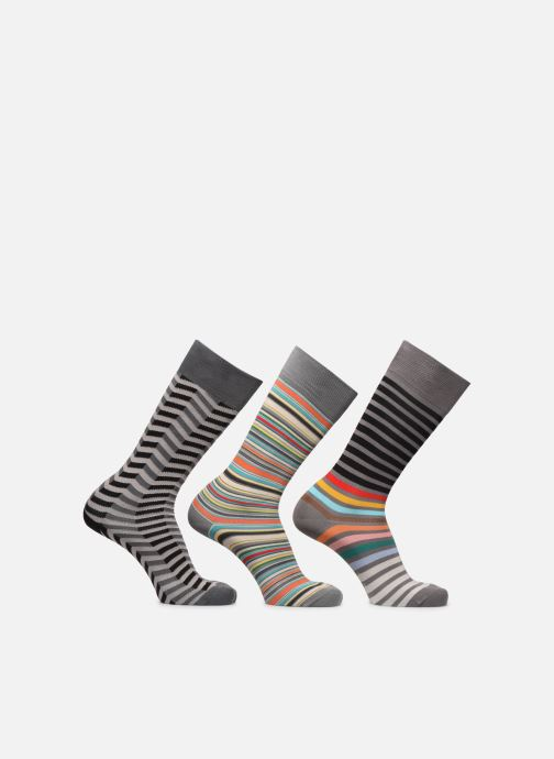 Chaussettes et collants Paul Smith MEN SOCK PACK MIXED Multicolore vue détail/paire