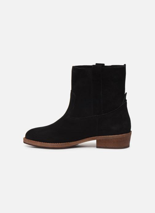 Stiefeletten & Boots Les Tropéziennes par M Belarbi Lisette schwarz ansicht von vorne