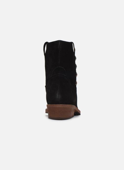 Bottines et boots Les Tropéziennes par M Belarbi Lisette Noir vue droite