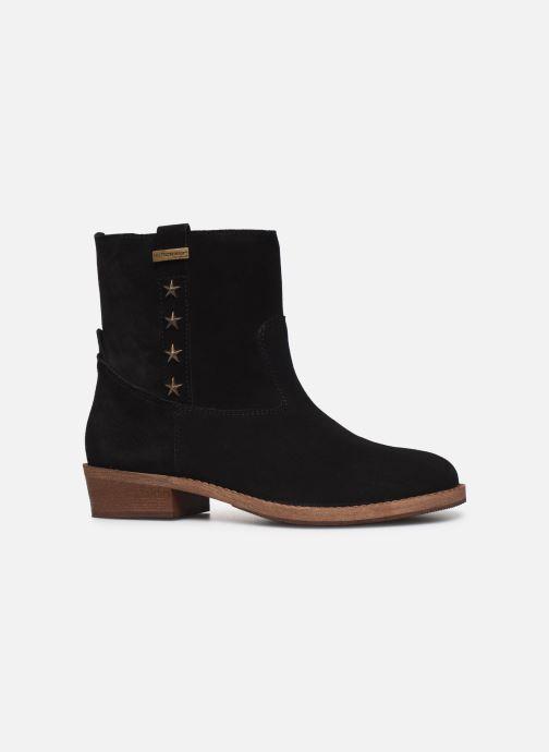 Bottines et boots Les Tropéziennes par M Belarbi Lisette Noir vue derrière