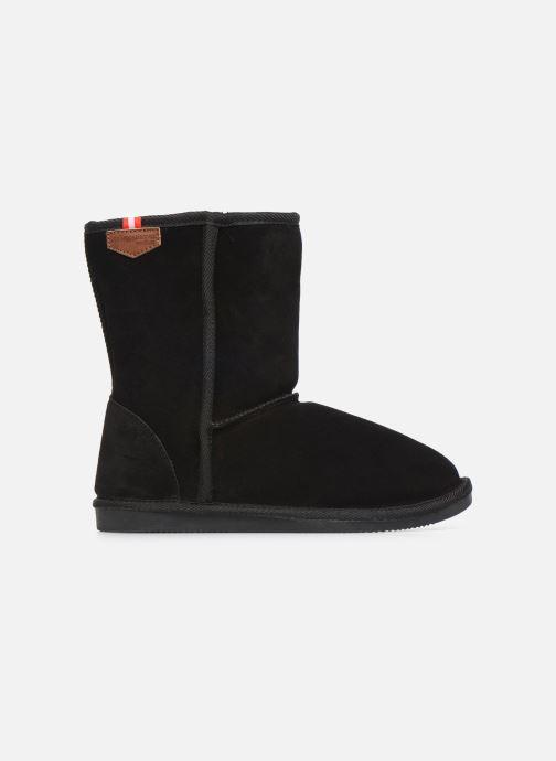 Bottines et boots Les Tropéziennes par M Belarbi Mountain Noir vue derrière
