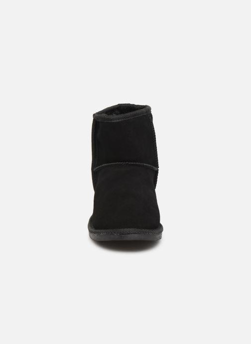 Bottines et boots Les Tropéziennes par M Belarbi Winter Noir vue portées chaussures