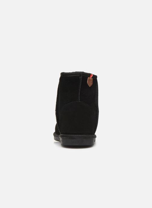 Bottines et boots Les Tropéziennes par M Belarbi Winter Noir vue droite