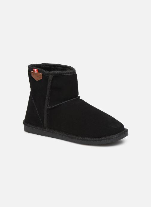 Bottines et boots Les Tropéziennes par M Belarbi Winter Noir vue détail/paire