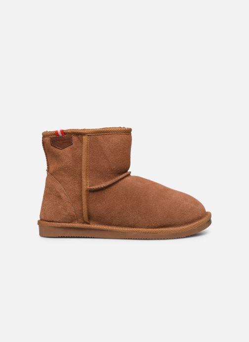 Bottines et boots Les Tropéziennes par M Belarbi Winter Marron vue derrière