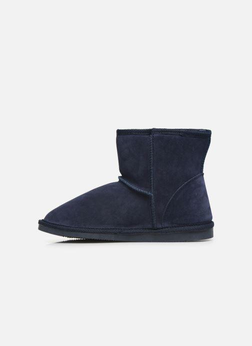 Boots en enkellaarsjes Les Tropéziennes par M Belarbi Winter Blauw voorkant