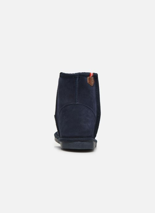 Boots en enkellaarsjes Les Tropéziennes par M Belarbi Winter Blauw rechts