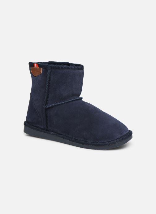 Boots en enkellaarsjes Les Tropéziennes par M Belarbi Winter Blauw detail
