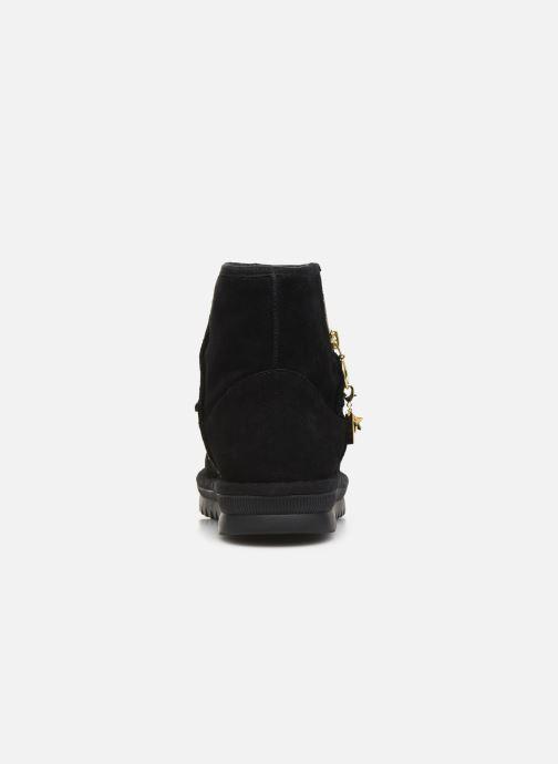 Bottines et boots Les Tropéziennes par M Belarbi Laziza Noir vue droite