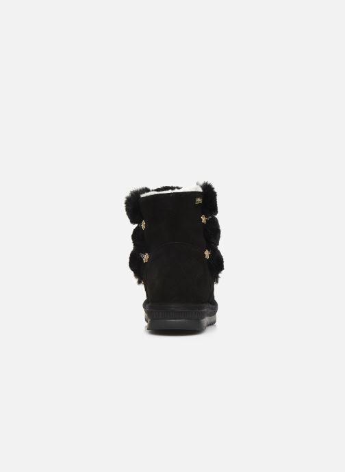 Bottines et boots Les Tropéziennes par M Belarbi Laurence Noir vue droite