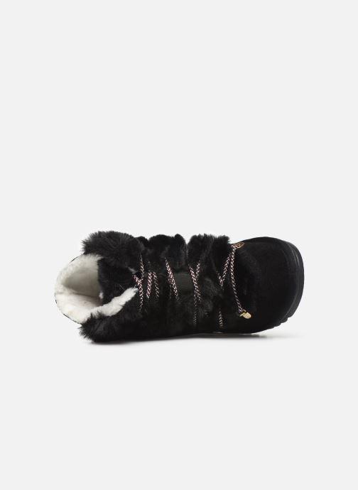 Bottines et boots Les Tropéziennes par M Belarbi Laurence Noir vue gauche