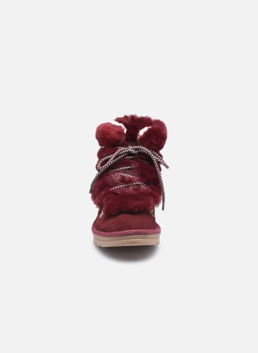 Stiefeletten & Boots Les Tropéziennes par M Belarbi Laurence weinrot schuhe getragen