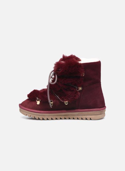 Stiefeletten & Boots Les Tropéziennes par M Belarbi Laurence weinrot ansicht von vorne