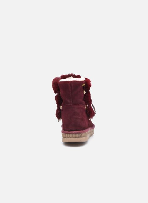 Stiefeletten & Boots Les Tropéziennes par M Belarbi Laurence weinrot ansicht von rechts