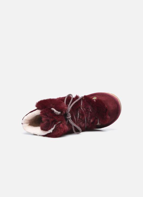 Stiefeletten & Boots Les Tropéziennes par M Belarbi Laurence weinrot ansicht von links