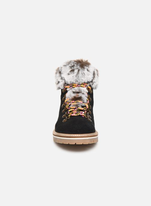 Bottines et boots Les Tropéziennes par M Belarbi Lavinia Noir vue portées chaussures