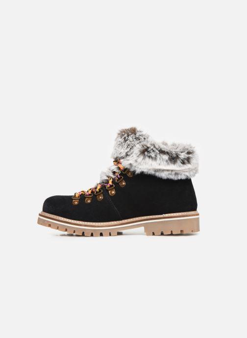 Boots en enkellaarsjes Les Tropéziennes par M Belarbi Lavinia Zwart voorkant