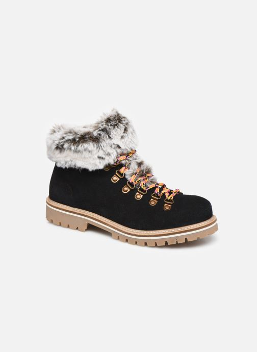 Boots en enkellaarsjes Les Tropéziennes par M Belarbi Lavinia Zwart detail