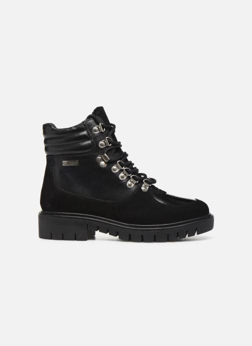Bottines et boots Les Tropéziennes par M Belarbi Zaza Noir vue derrière