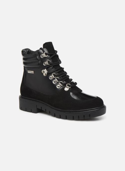 Bottines et boots Les Tropéziennes par M Belarbi Zaza Noir vue détail/paire