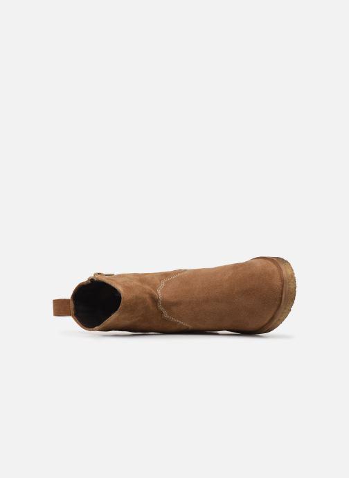 Boots en enkellaarsjes Les Tropéziennes par M Belarbi Anais Bruin links