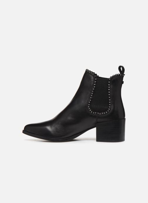 Bottines et boots Les Tropéziennes par M Belarbi Katou Noir vue face