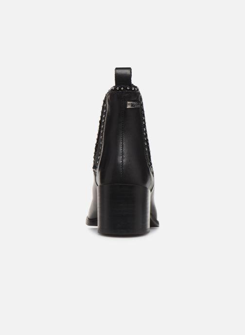Bottines et boots Les Tropéziennes par M Belarbi Katou Noir vue droite