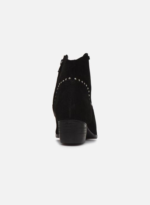 Ankle boots Les Tropéziennes par M Belarbi ASTRID Black view from the right