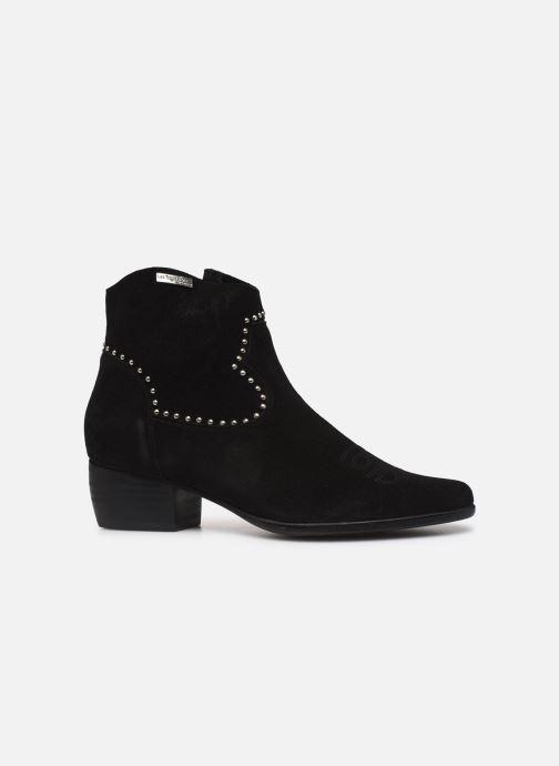Ankle boots Les Tropéziennes par M Belarbi ASTRID Black back view