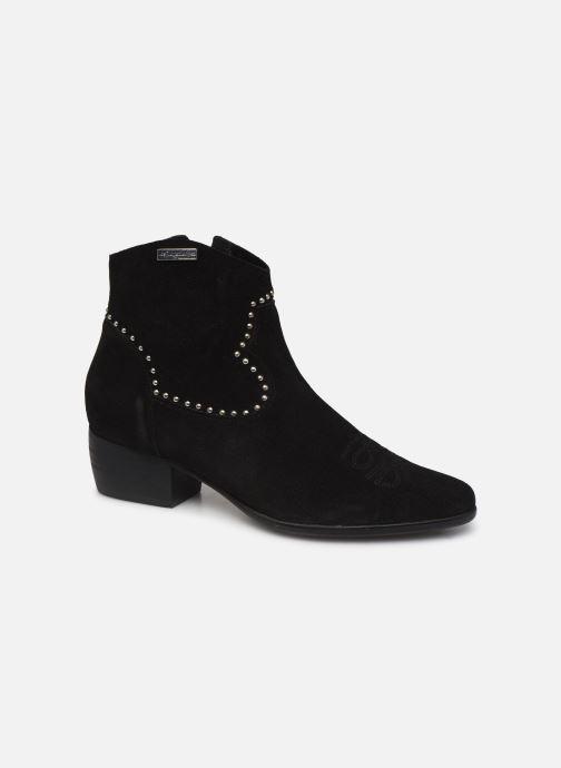 Stiefeletten & Boots Les Tropéziennes par M Belarbi ASTRID schwarz detaillierte ansicht/modell