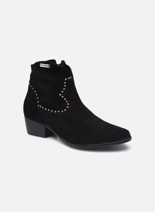 Les Tropéziennes Par M Belarbi Astrid Noir Bottines Et Boots Chez Sarenza 484526