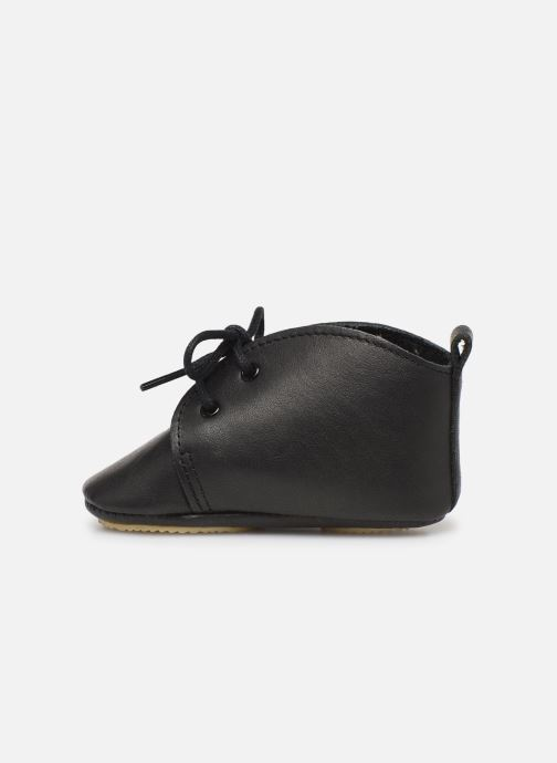 Slippers Patt'touch Gabriel Derby Black front view