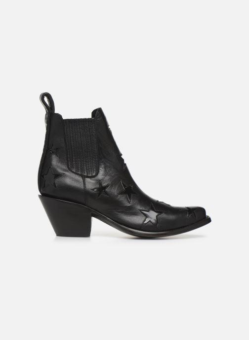 Boots en enkellaarsjes Mexicana Circus Etoiles Vernies Zwart achterkant
