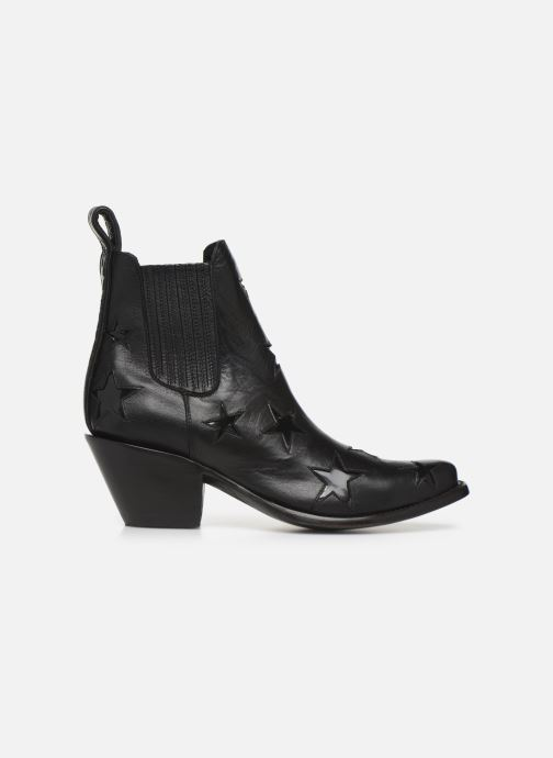 Ankle boots Mexicana Circus Etoiles Vernies Black back view