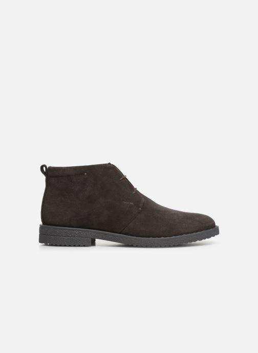 Stiefeletten & Boots Geox U BRANDLED braun ansicht von hinten