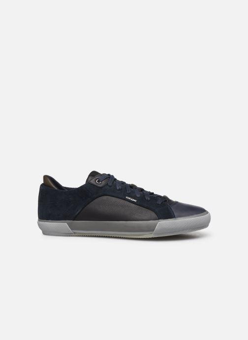 Sneaker Geox U KAVEN blau ansicht von hinten