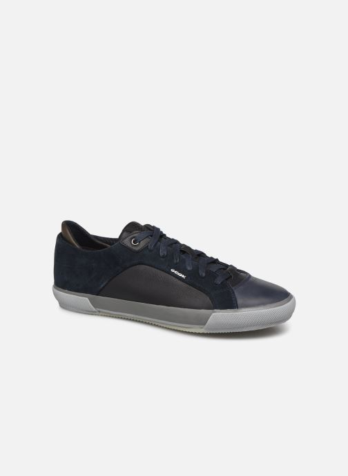 Trainers Geox U KAVEN Blue detailed view/ Pair view