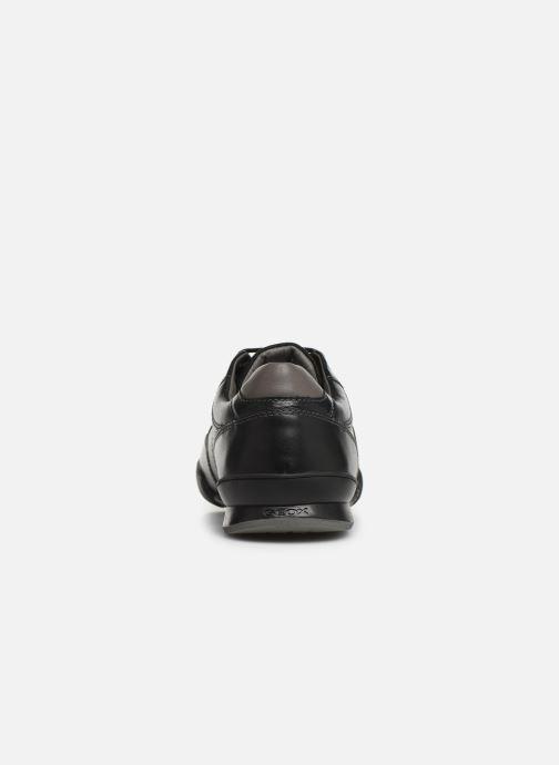Sneakers Geox U Kristof Zwart rechts