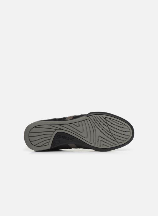 Sneakers Geox U Kristof Zwart boven